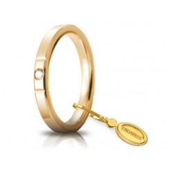Fede 1AR Cerchi di Luce 2,5 mm con Diamante