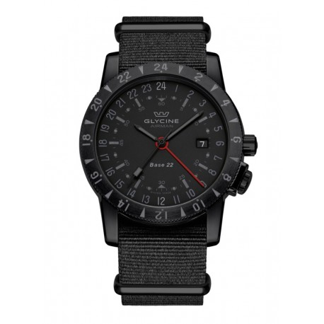 Glycine Airman Base 22 Mistery