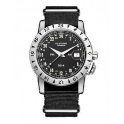 Glycine Airman DC-4 GMT 24 ore